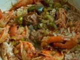 Shrimp and Sausage Gumbo:Reflection
