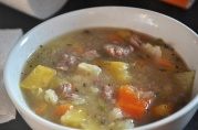 Jan 29, 2012. Lamb Stew. A good use of root vegetables on a winter's day.