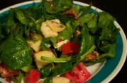 Jan 9, 2012. Spinach Salad, probably by Curt.