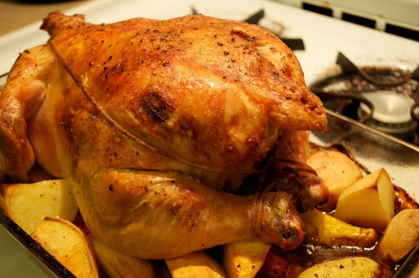 12.12.12_Roast Chicken with Root Vegetables 1