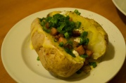 Dec 31, 2012. Loaded Baked Potato.