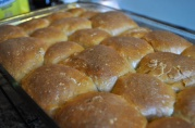 Feb 1, 2012. Dinner Rolls from Paul Prudhomme's Louisiana Kitchen.