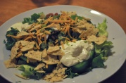 May 31, 2012. Curt's Taco Salad. One of our favorite ways to eat our vegetables for dinner!